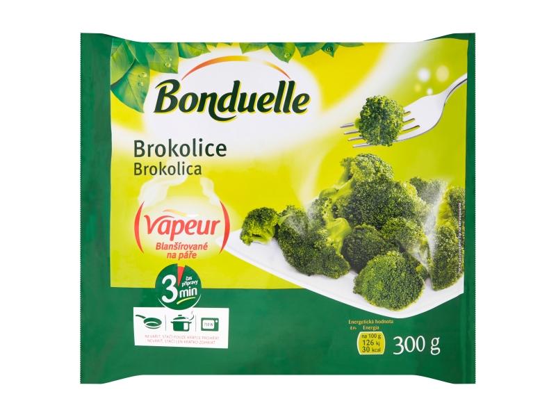 Bonduelle Vapeur Brokolice mraž. 300g