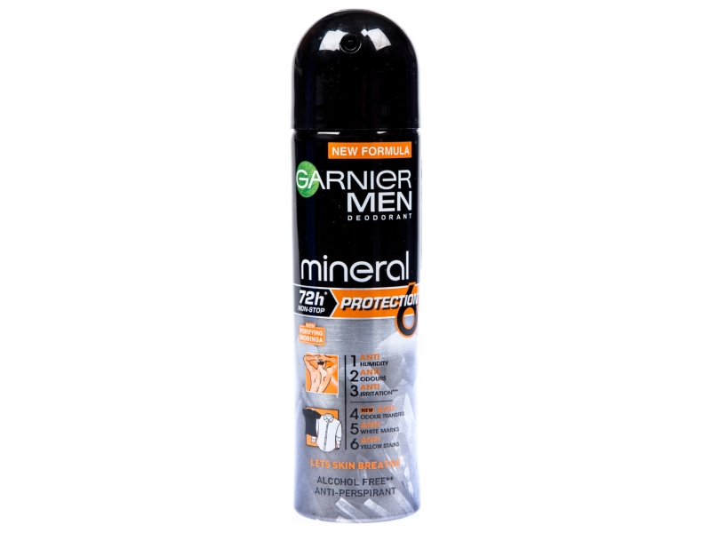 Garnier Men Mineral Protection 6 antiperspirant sprej 150ml