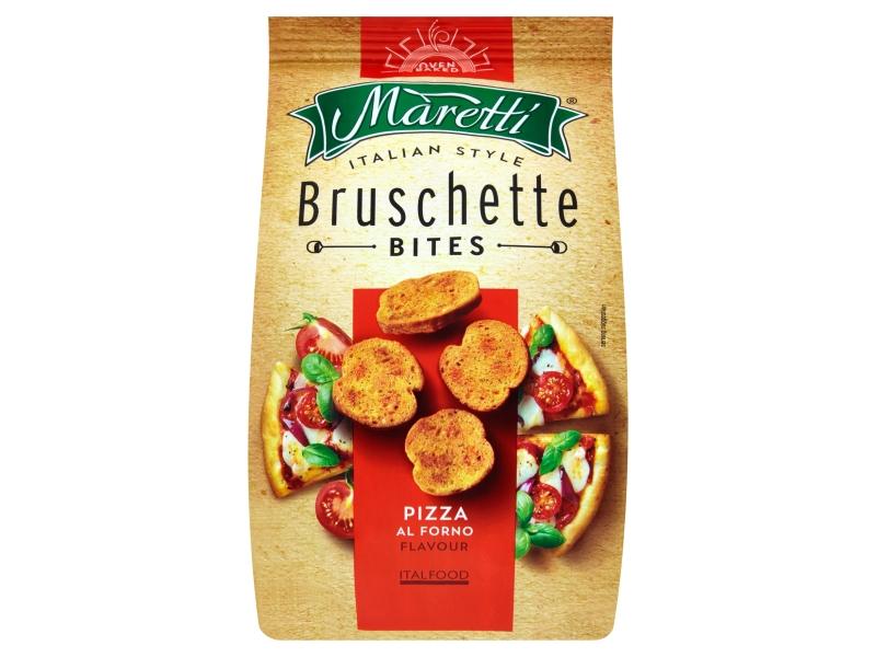 Maretti Bruschetty s příchutí pizza 70g