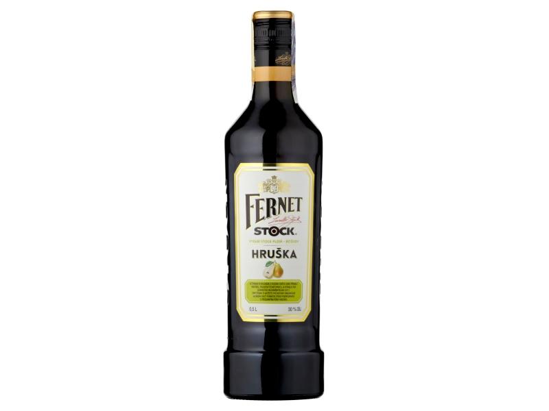 Fernet Stock Hruška 30% 500ml