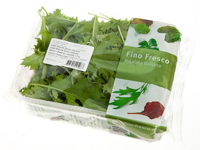 Fino Salát Mizuna green čerstvý nepraný 125g