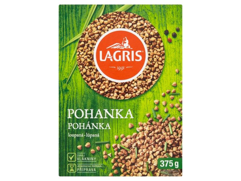 Lagris Pohanka loupaná 375g