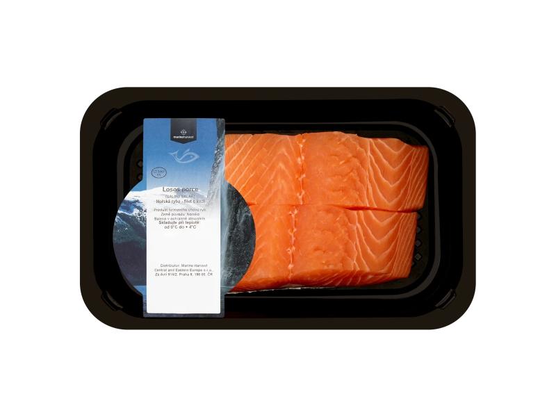 Losos obecný porce cca 400g, vanička