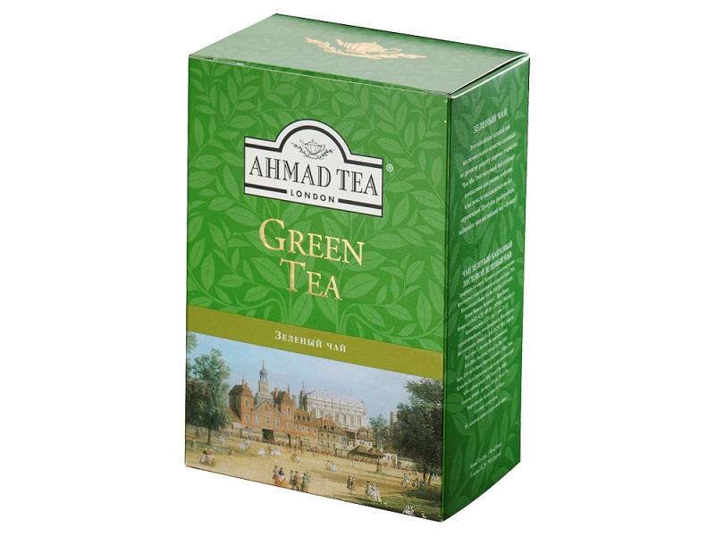 Ahmad Tea Green Tea Sypaný čaj 100g