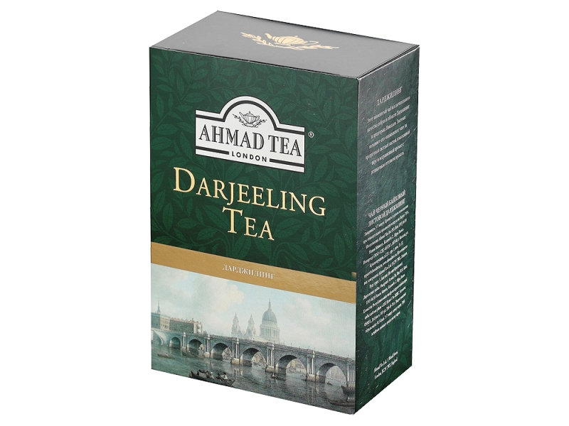 Ahmad Tea Darjeeling Sypaný černý čaj 100g