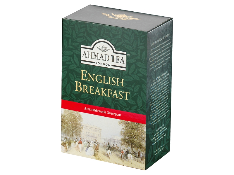 Ahmad Tea English Breakfast sypaný čaj 100g