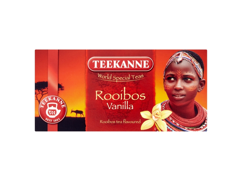 Teekanne Rooibos Vanilla 35g