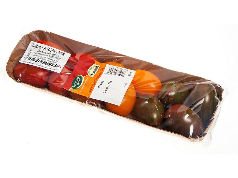 Rajčata Aroma mix vanička 400g
