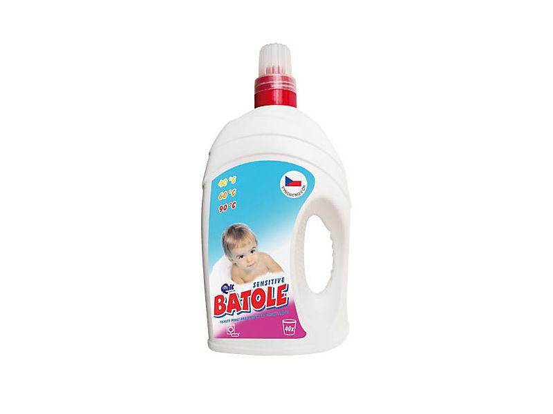 Qalt Batole Sensitive tekutý prací prostředek pro dětské prádlo 4l