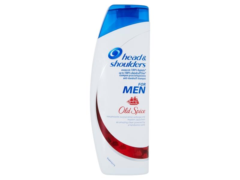 Head&Shoulders Old Spice 2v1 šampon pán. 400ml