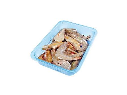 Krevety celé nevařené 30/40 500g