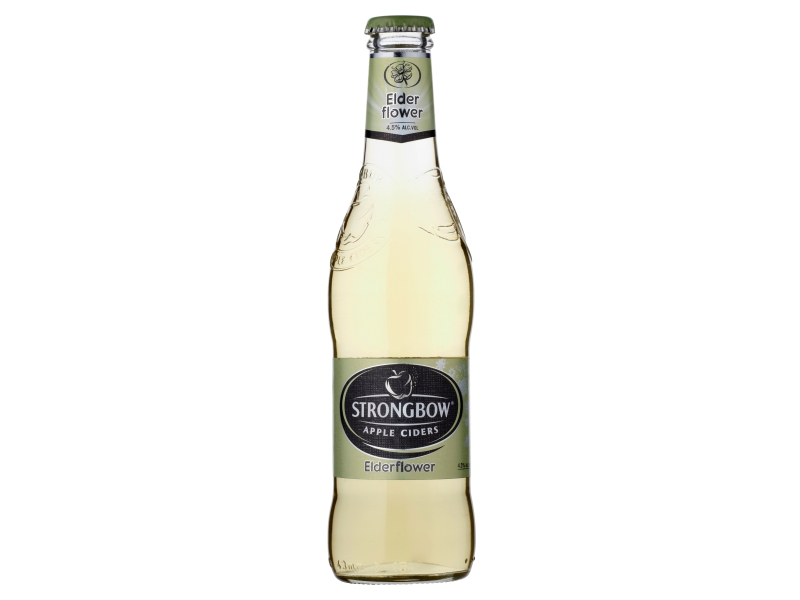 Strongbow Elderflower cider 330ml