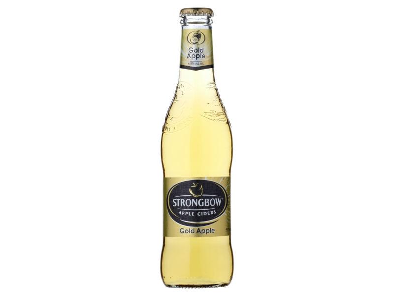 Strongbow Apple Cider Gold 330ml