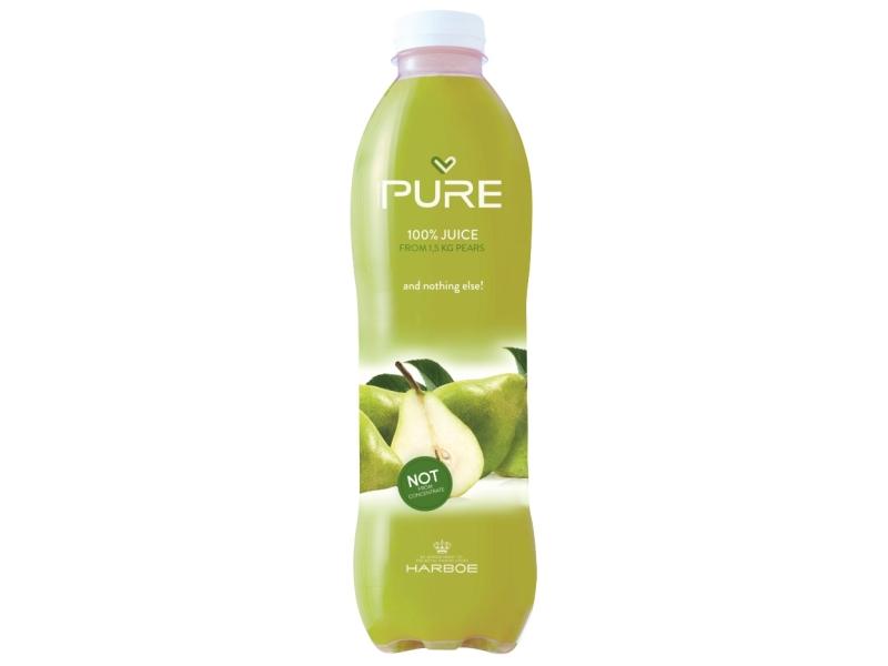 Pure Hruška 100% džus 1l