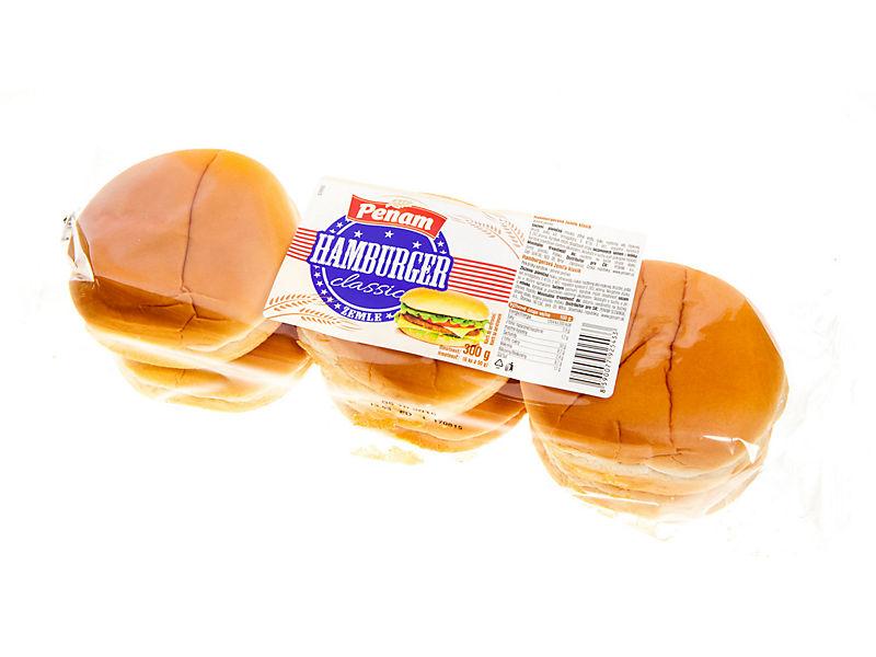 Penam Hamburgerová žemle 6x50g
