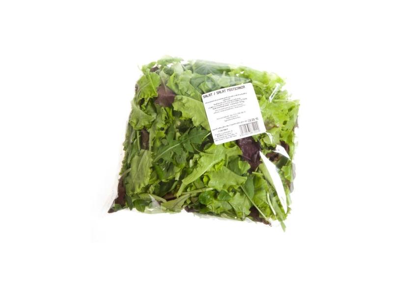 Salát Misticanza čerstvý 125g, sáček