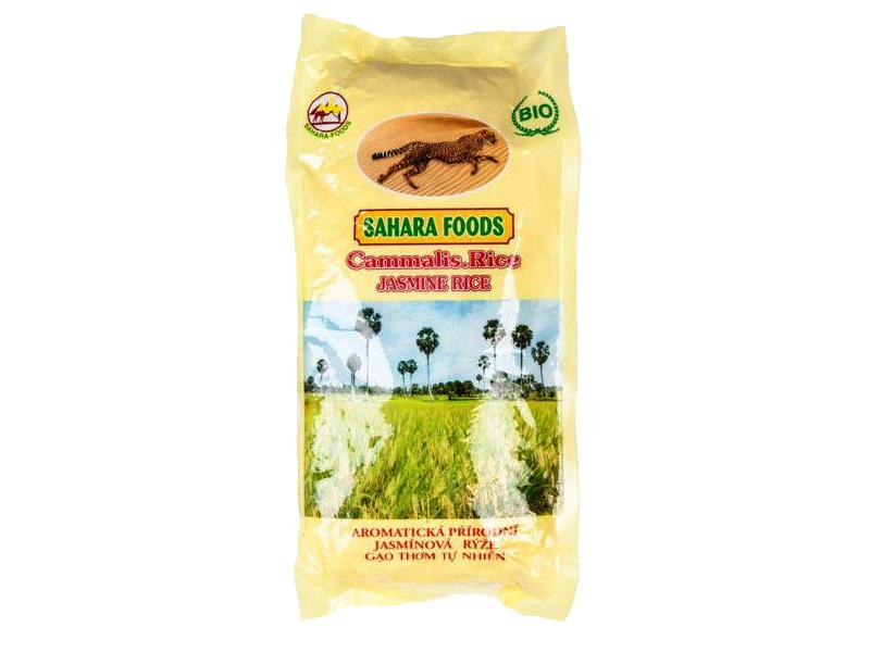 Sahara Foods Jasmínová rýže BIO 1kg