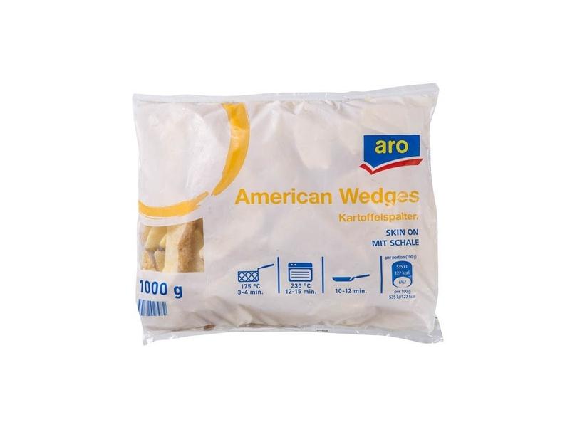ARO Americké brambory mraž. 1kg