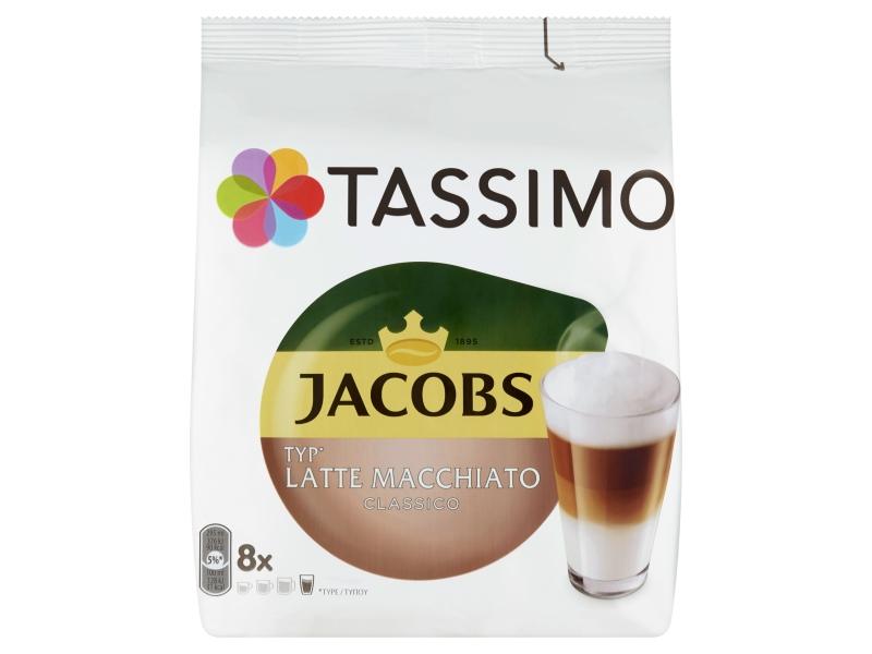 Tassimo Jacobs Krönung Latte Macchiato 264g kapsle