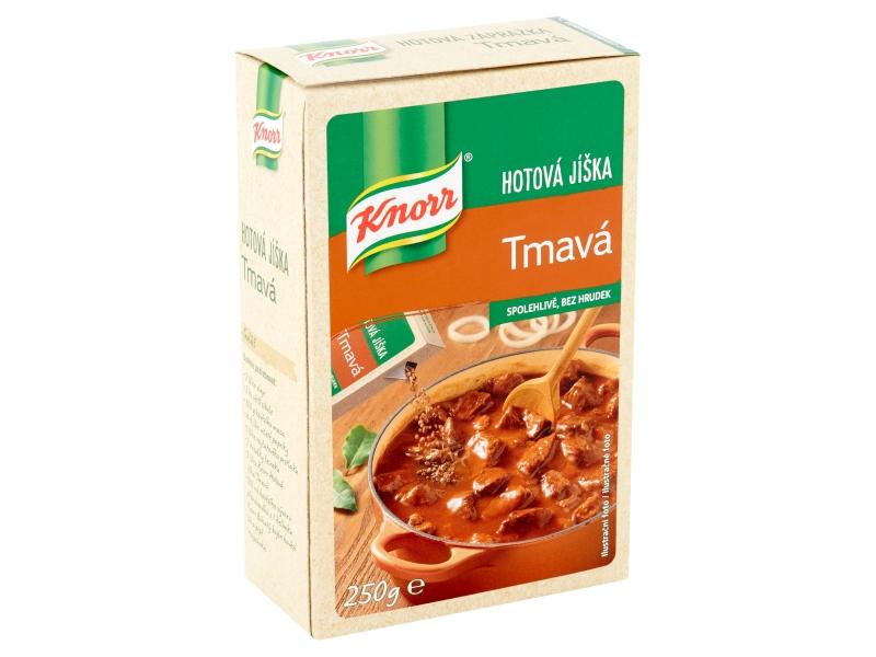 Knorr Hotová Jíška tmavá 250g