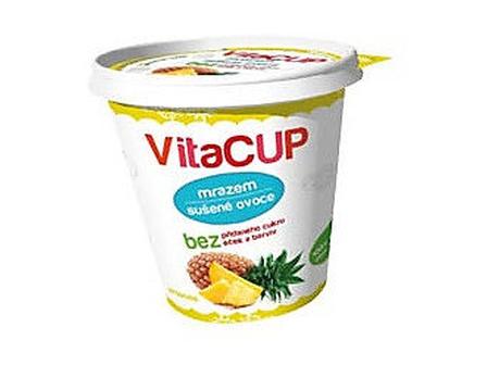 Vitacup Ananas lyofilizovaný 50g