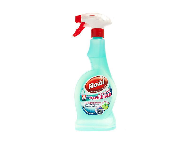 Real Univerzální dezinfekce 550g