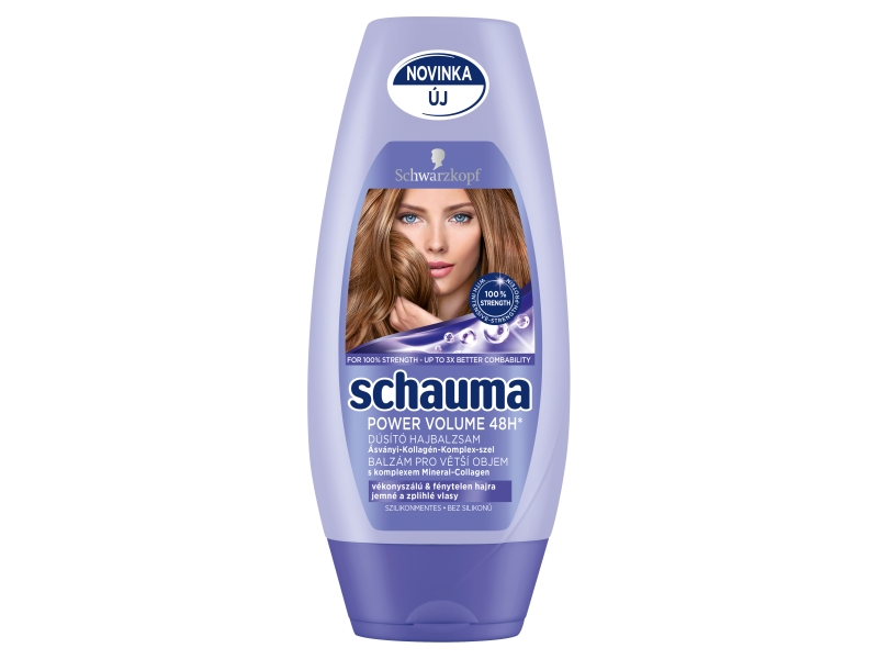 Schauma Power Volume balzám 200ml