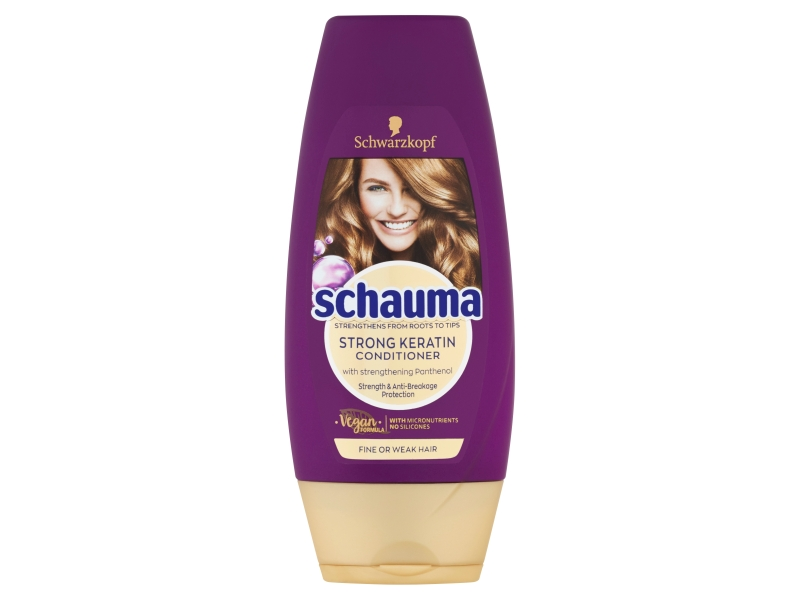 Schauma Keratin strong balzám 200ml