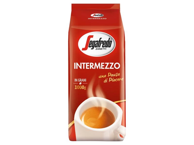 Segafredo Intermezzo káva zrnková 1kg