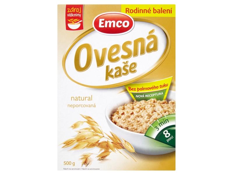 Emco Ovesná kaše natural 500g