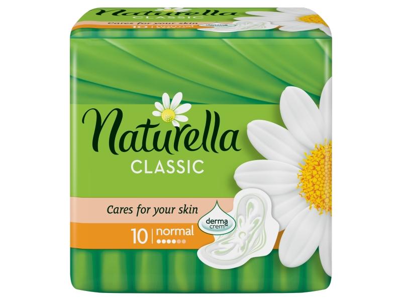 Naturella Classic normal dámské vložky 10ks