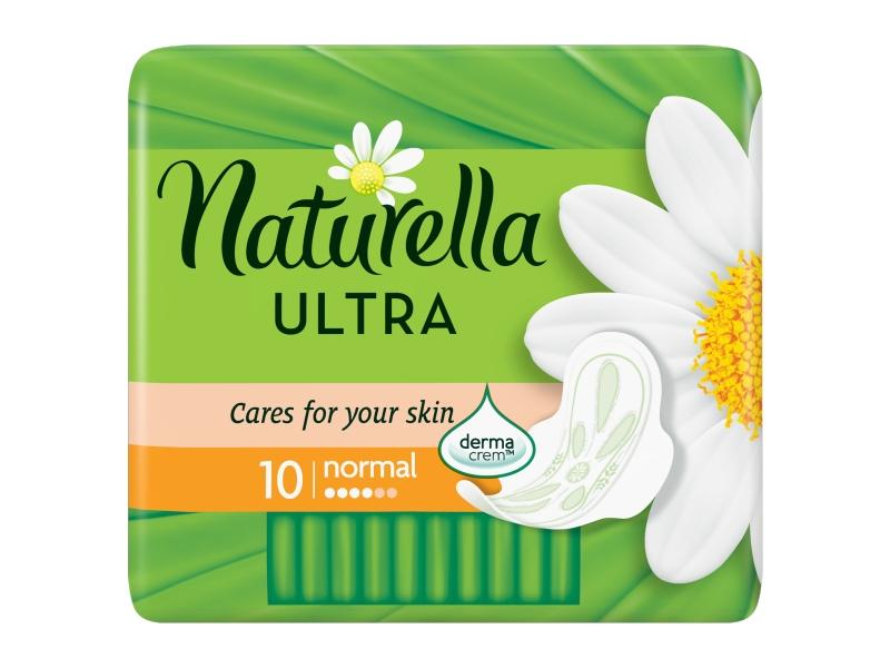 Naturella Ultra Camomile Normal Hygienické Vložky 10ks