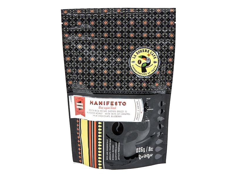 La Boheme Cafe Manifesto zrnková 226g