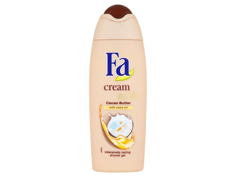 Fa Cream&Oil Cacao sprchový gel 250ml