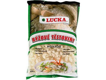 Lucka Kolínka rýžová bezlepková 300g