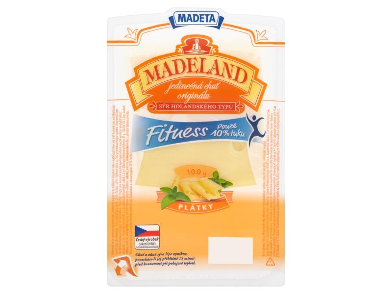 Madeta Madeland Fitness plátky 100g