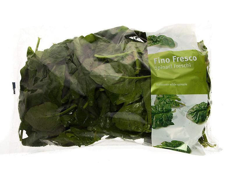 Fino Špenátové listy čerstvé 500g