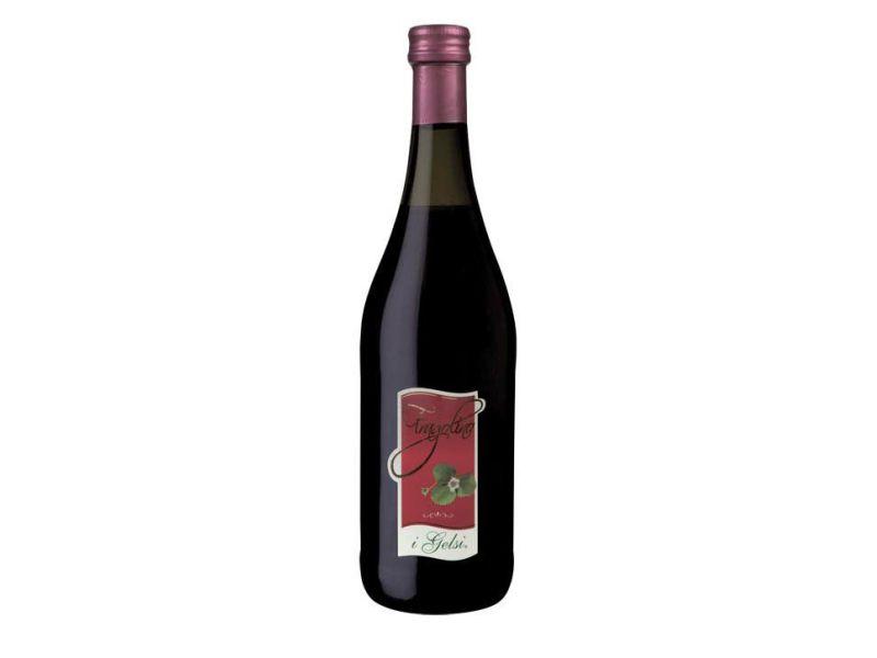 Corte Viola Fragolino Vinný nápoj červený, 0,75l