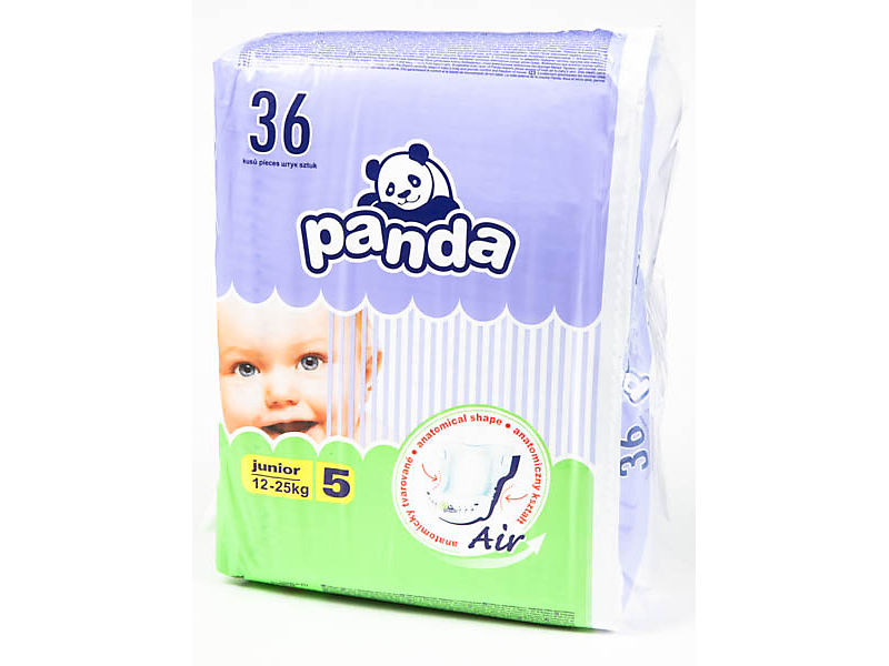 Panda Pleny junior 36ks