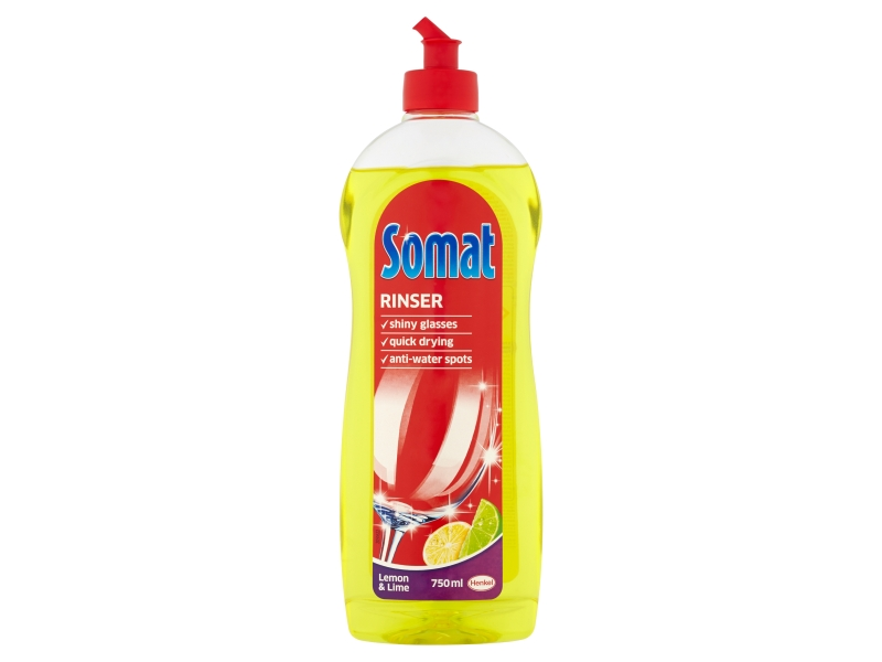 Somat Leštidlo do myčky Lemon & Lime 750ml
