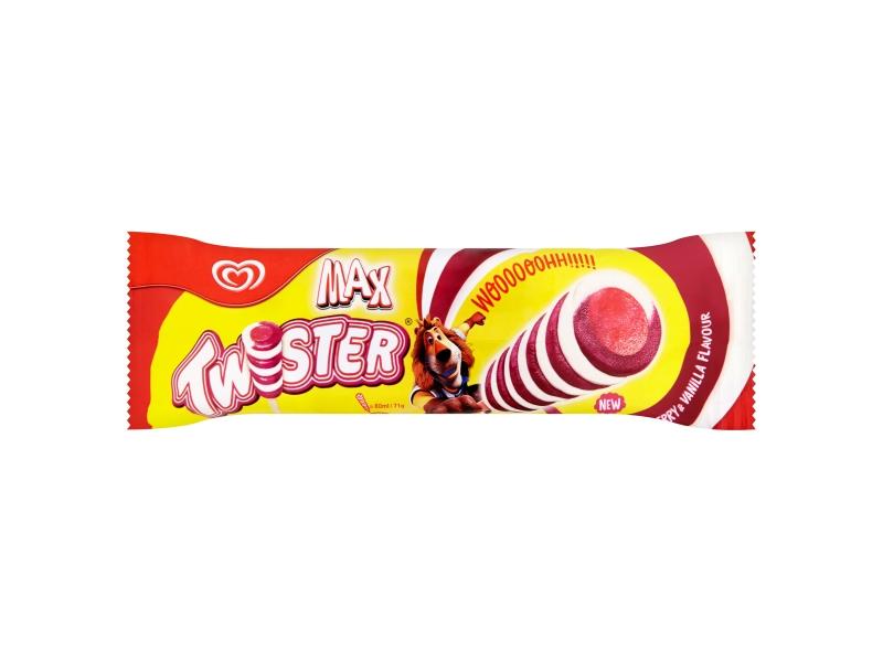 Algida Twister Blackcurrant nanuk 80ml