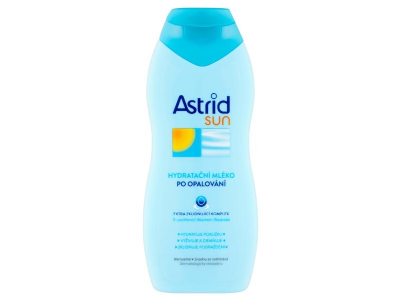 Astrid Hydratační mléko po opalování 200ml