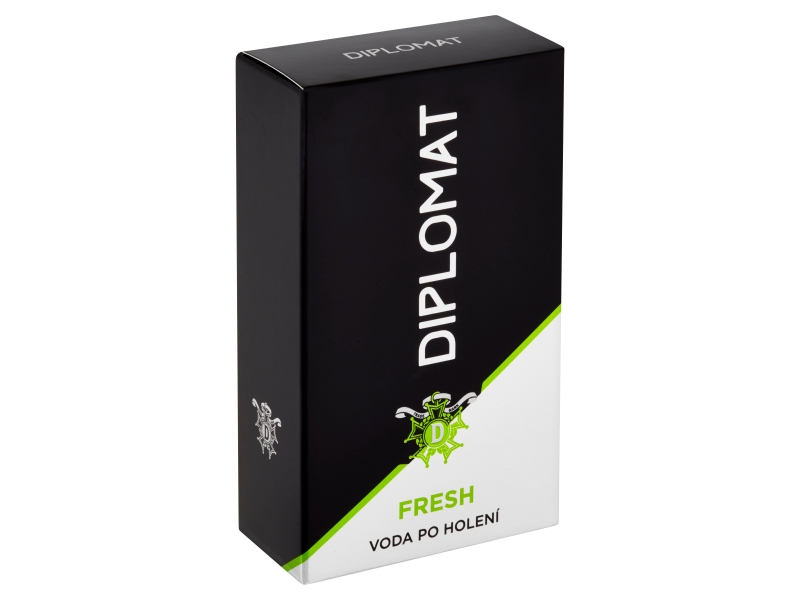 Diplomat Voda po holení fresh 100ml