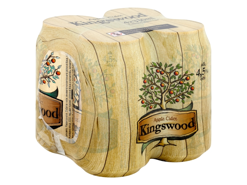Kingswood Apple cider 4x330ml