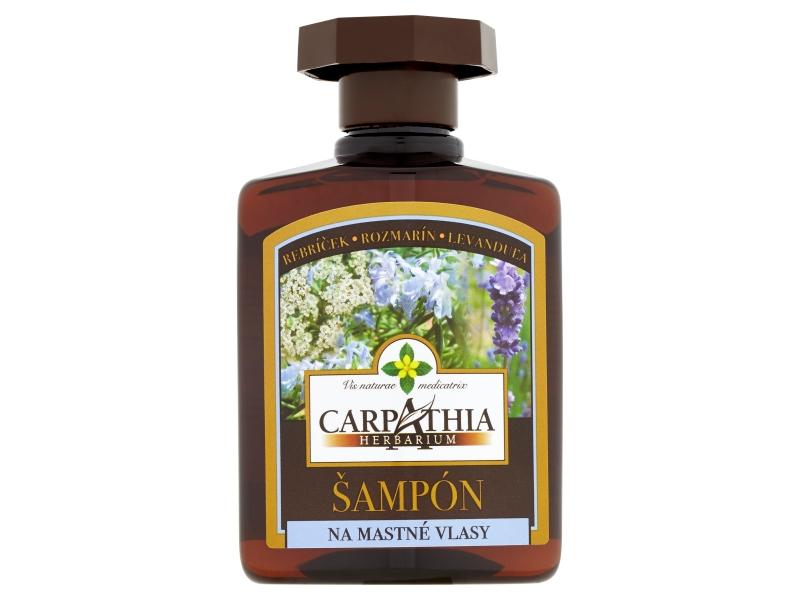Carpathia Šampon na mastné vlasy 300ml