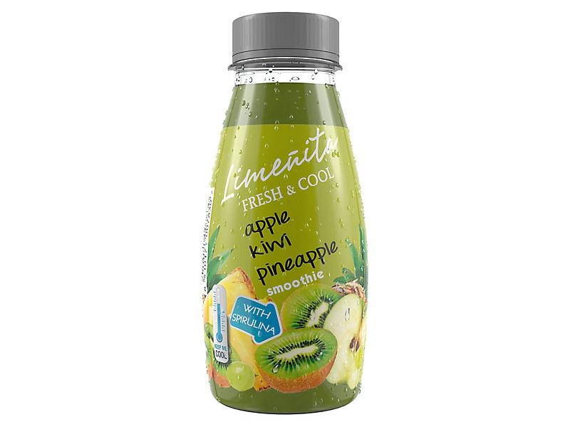 Limeňita Smoothie jablko, kiwi, ananas 250ml