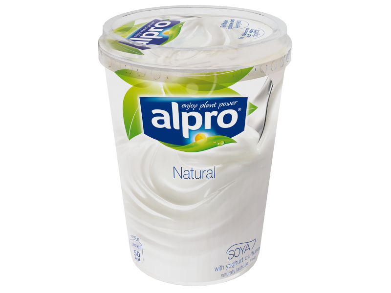 Alpro Soya Nature jogurt 500g
