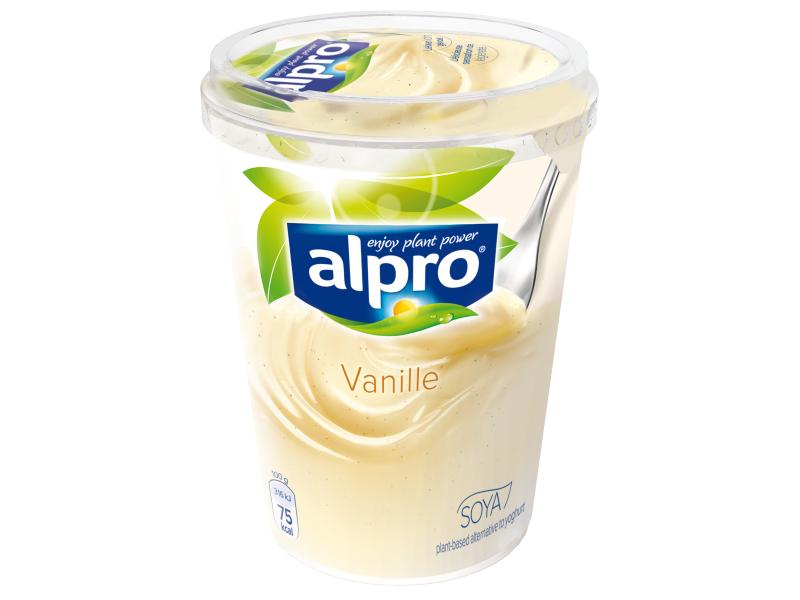 Alpro Soya Vanilkový jogurt 500g