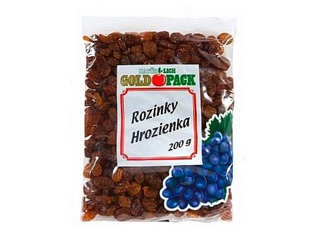 Gold Pack Rozinky sušené 100g