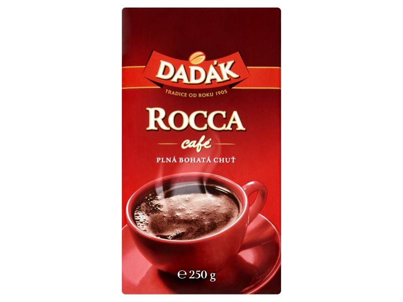 Dadák Rocca café mletá káva 250g